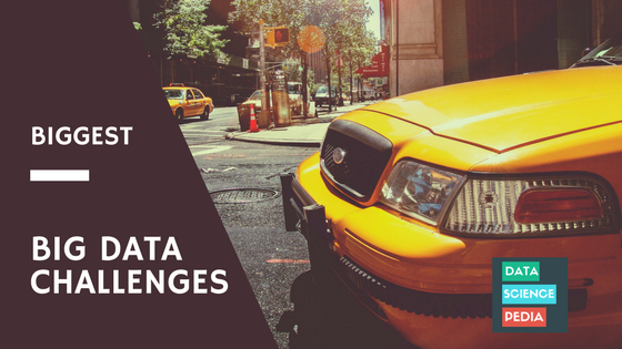 big data challenges