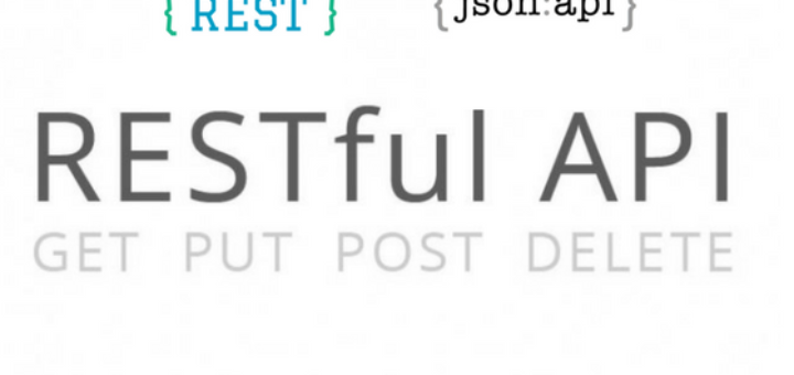 Restful api json data